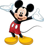 Mickey Mouse Activewear - Inspiration