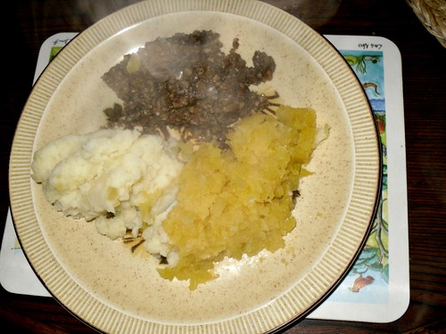 Haggis for Burns Night
