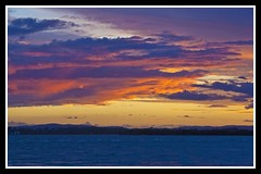 Coloured Sky over Hayes Inlet-1=