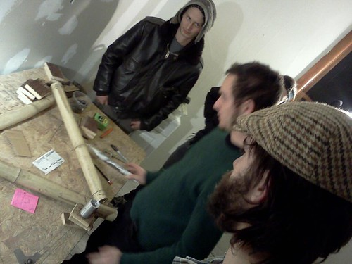 Bamboo Bike Building Workshop by Dan Vogel-Essex