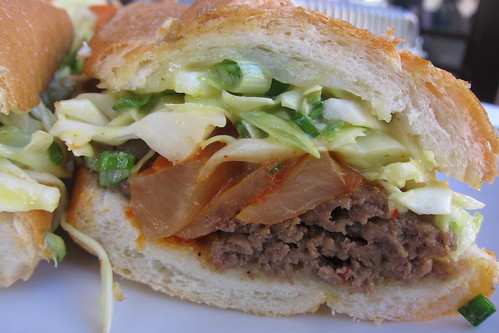 Cafe Dulce: Korean Sub Sandwich