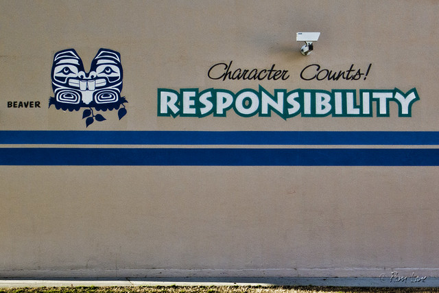 Character Counts Responsibility