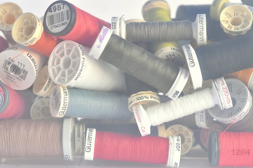 Spools and bobbins