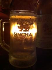 Singha Lager by BeerHyped.com