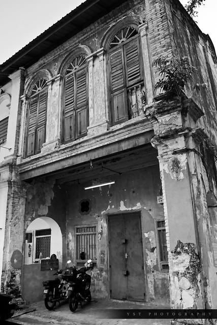 Old Town, Ipoh :: Pre-war Building