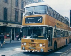 159  AVK 159V  Leyland Atlantean  Alexander AL. NEWCASTLE UPON TYNE