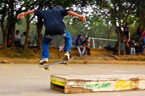 Skater Boy by israelv
