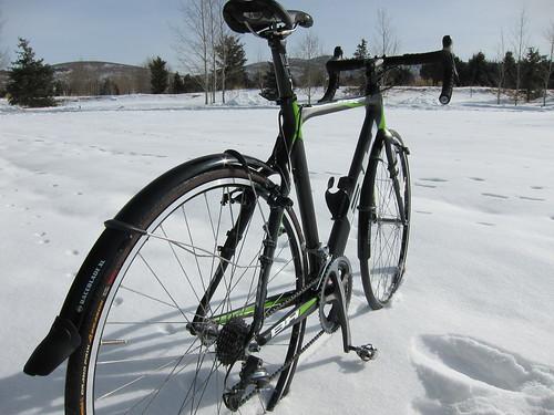 BH CX as utility bike 1