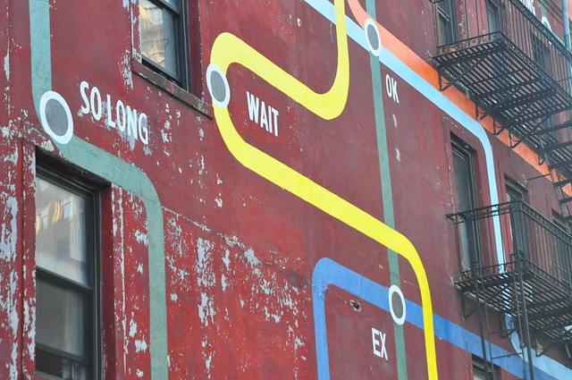 All is Fare in Love & Brooklyn (detail)