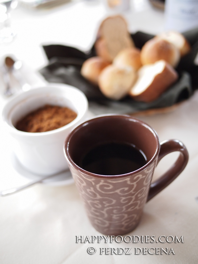 A Cup of Barako Coffee