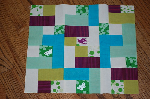 January block for Michelle- Design Camp 1