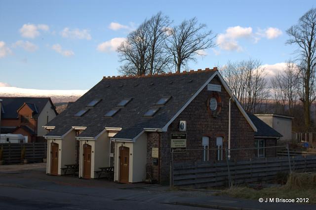 Distillery Cottages, Glenlochy Distillery, Fort William