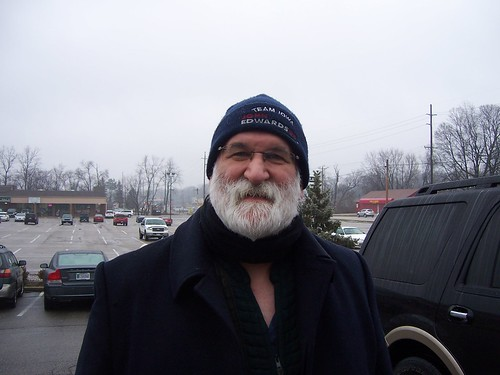 Ohio activist Alec Johnson