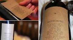 En Chile producen un vino añejado con un meteorito