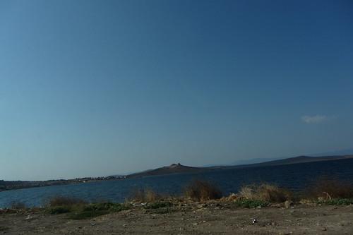 Burhaniye day 2 (Ayvalik): sea on drive back (3)