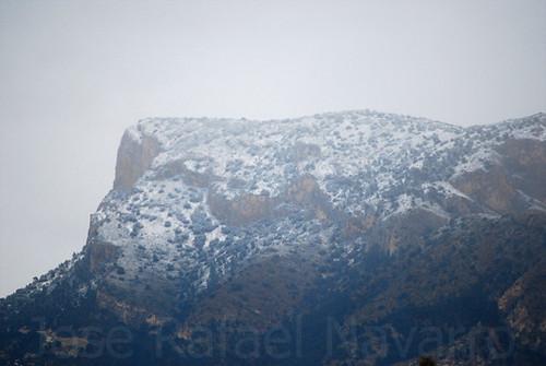 Nieve en el Cid