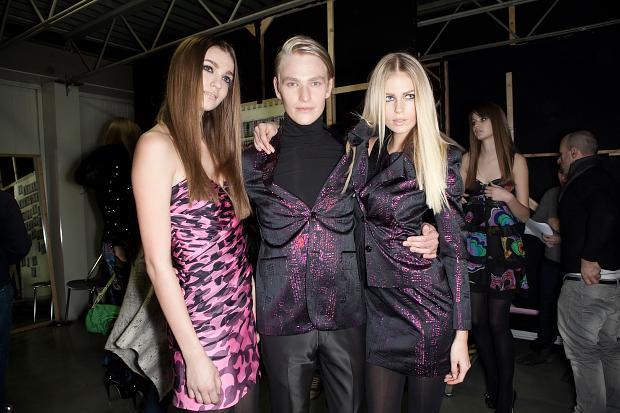 Gerhard Freidl3301_FW12 Milan Enrico Coveri(fashionising.com)