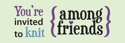 Among Friends Club by Sincere Sheep and Knitted Wit