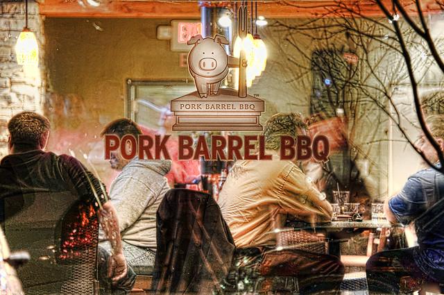 Pork Barrel BBQ, Del Ray, Alexandria, Va