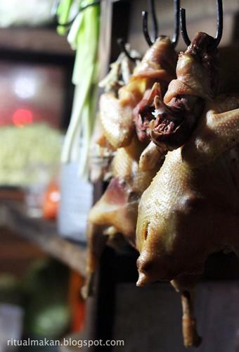 ayam gantung
