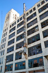 Abandoned Crosley Building