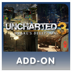 Flashback Map Pack 2  para UNCHARTED 3