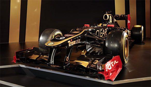 Lotus Renault F1 #2012