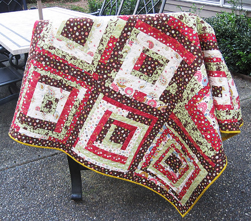 SewConnected 3 Quilt