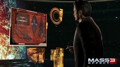 "Mass Effect 3 to Get A ""Datapad"" App Accessible Via iPad"