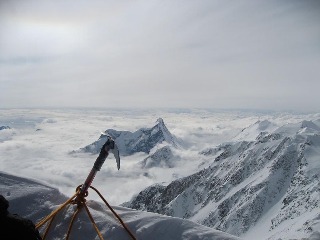 Climb Mt. Logan