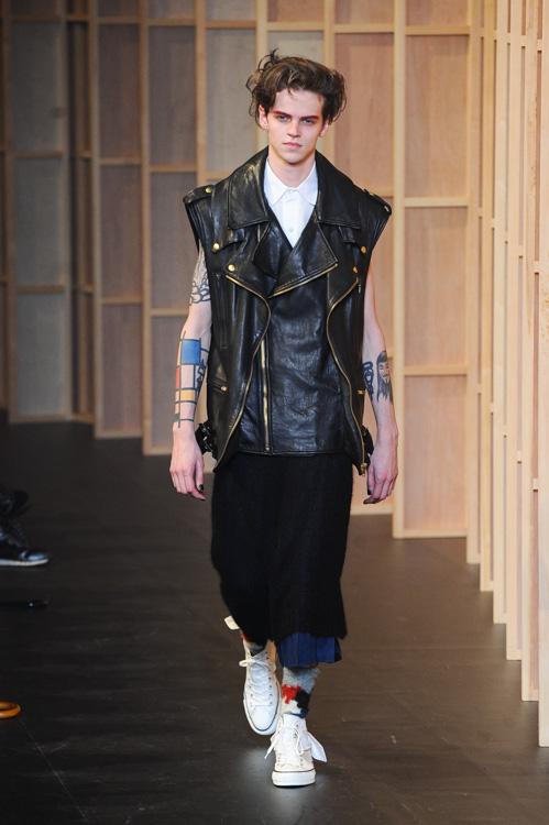 FW14 Tokyo FACETASM017_Rian van Gend(Fashion Press)