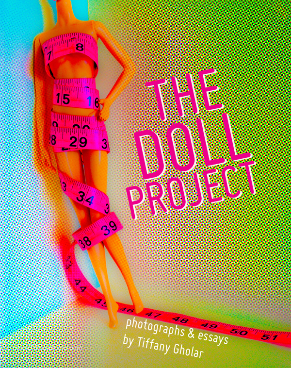 doll project book cover