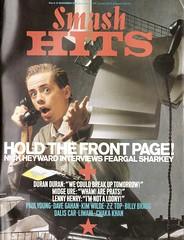 Smash Hits, November 08, 1984