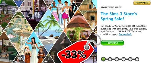 33 Percent Sale