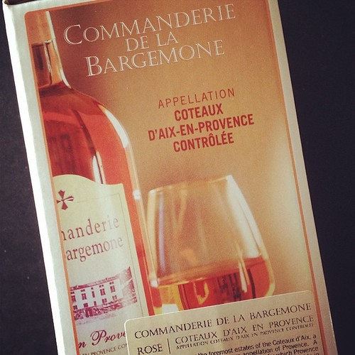 3L box of rosé from Provence? #hellyeah #wine