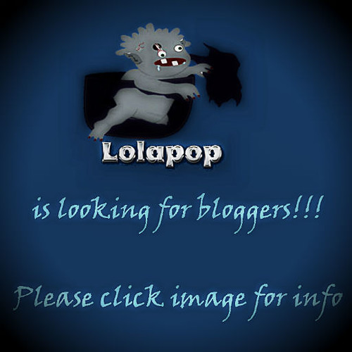 Lolapop is looking for bloggers!