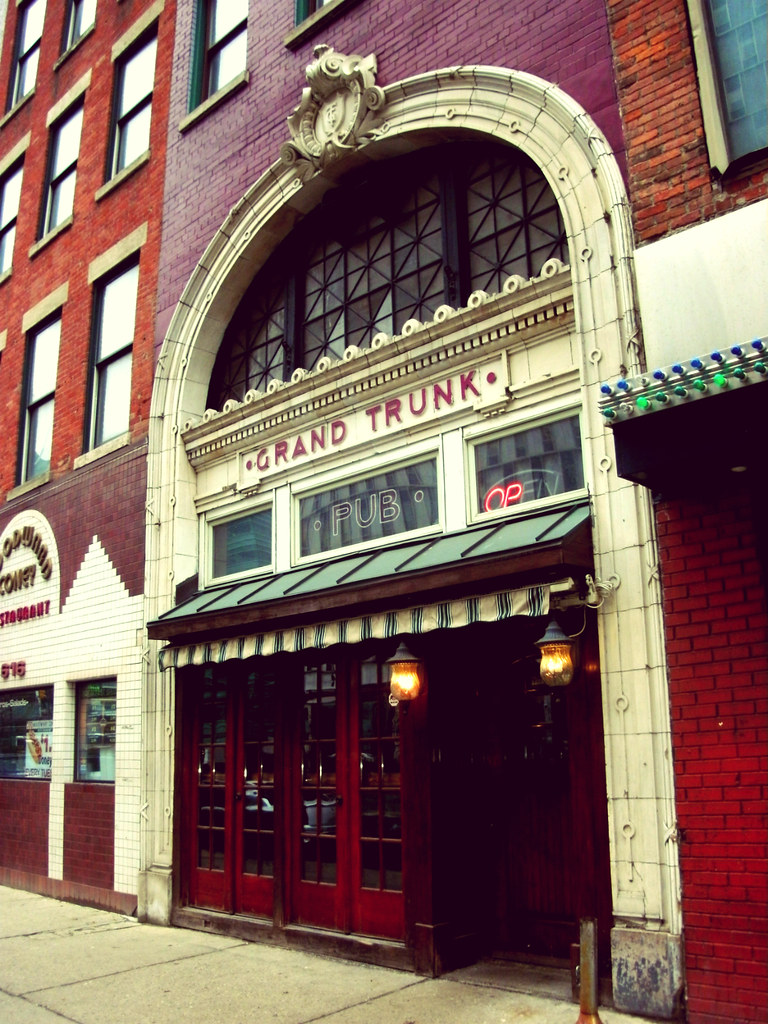 Grand Trunk Pub Detroit