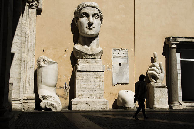 Colossus of Constantine