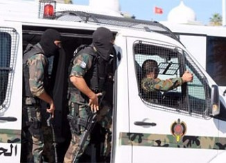 Two Dead and Sixteen Arrested During Tunis Raid