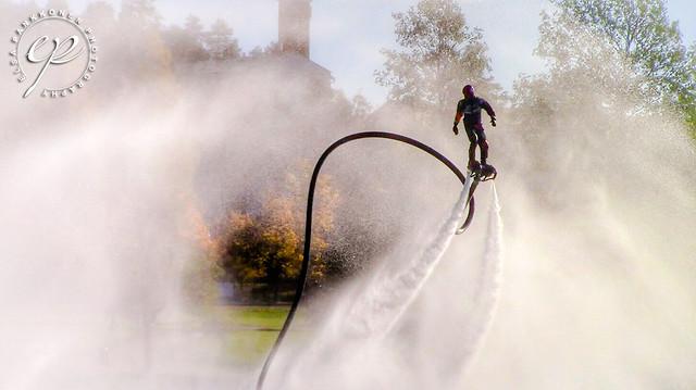 Suihkulautailua Suomessa