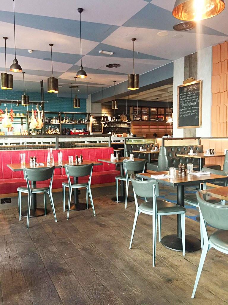 jamie oliverin ravintola Tukholmassa