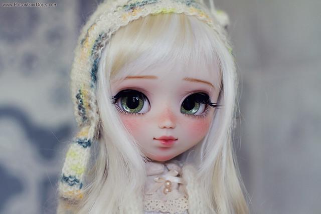 Hi! I'm Boo :D