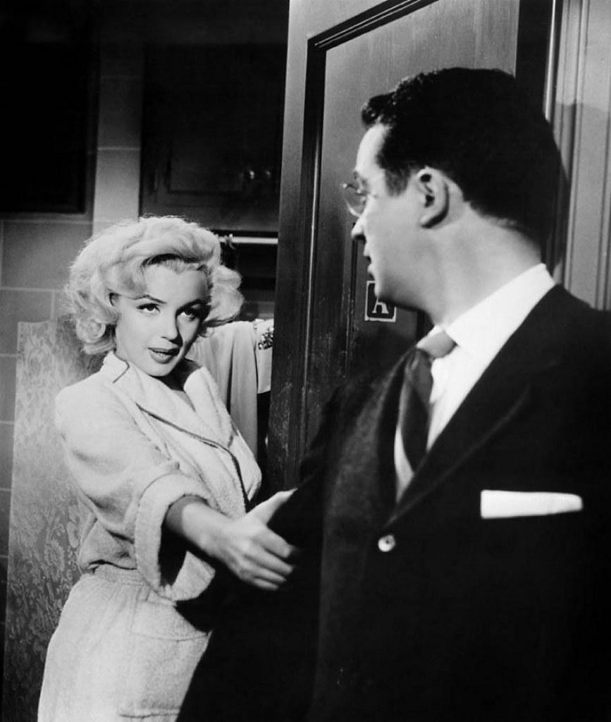 Marilyn Monroe and Tommy