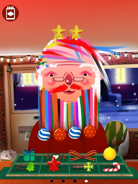 Toca hair salon christmas gift toca boca flickr photo sharing