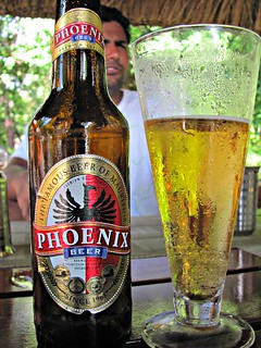The Beer of Mauritius!!!!