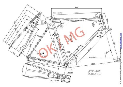Kogswell 700C P/R Blueprint