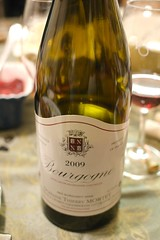 2009 Domaine Thierry Mortet, Bourgogne Rouge