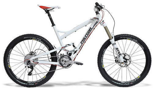Polygon MTB Collosus AX 3.0 Seri 2012