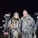Bowhunting with Representative Ron Kind, Wisconsin's 3rd Congressional District. Took a day off Congress (well they were on break) to be my hunting guide!!