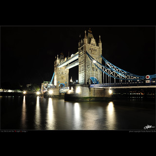 London in my eyes [94] - no, this is not the  K night s bridge